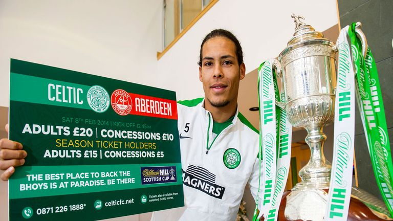 Virgil van Dijk: Is tipping Fraser Forster to shine in Brazil