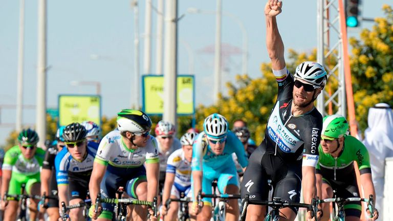 Tom Boonen took his second win of the race
