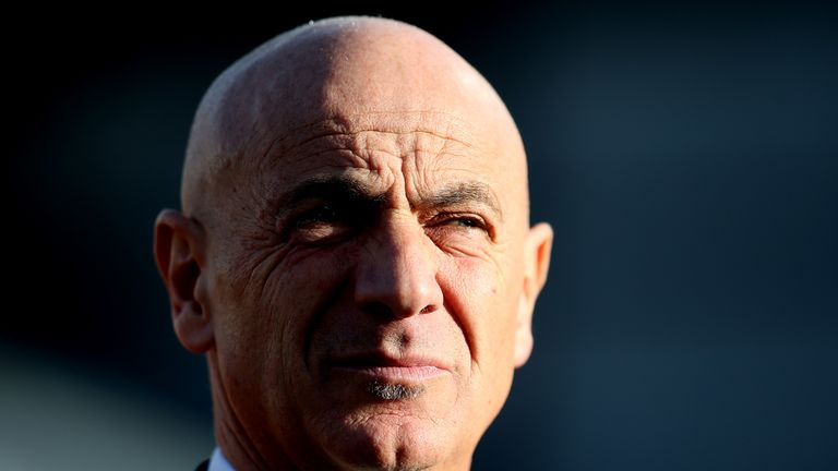Giuseppe Sannino: Win pleases Watford boss