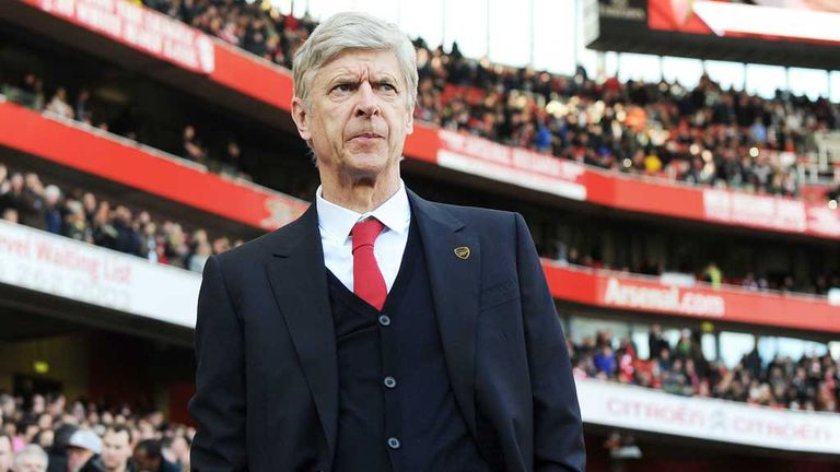 Arsene Wenger: Arsenal boss praised his side's display against Sunderland