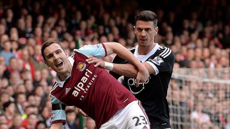 Stewart Downing: Issues a warning to West Ham