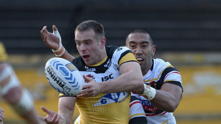 Andy Lynch: Says Tigers are well prepared for Wigan