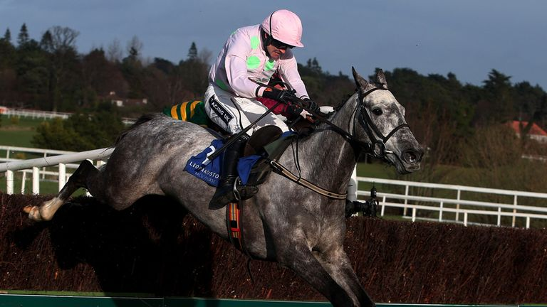 Ballycasey: Impressed with his jumping