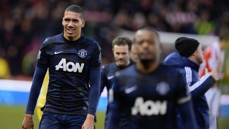 Chris Smalling: Manchester United defender wants to catch Liverpool