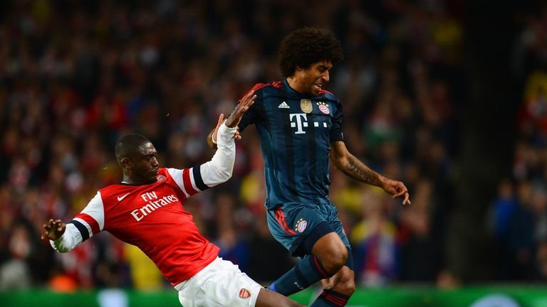 Yaya Sanogo: Could be the new Nicolas Anelka