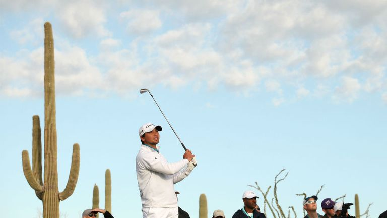 Jason Day: Looking to go well in the Arizona desert once again