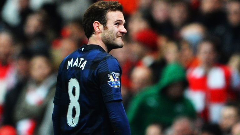 Juan Mata: United midfielder is eager to play in his first derby on Tuesday
