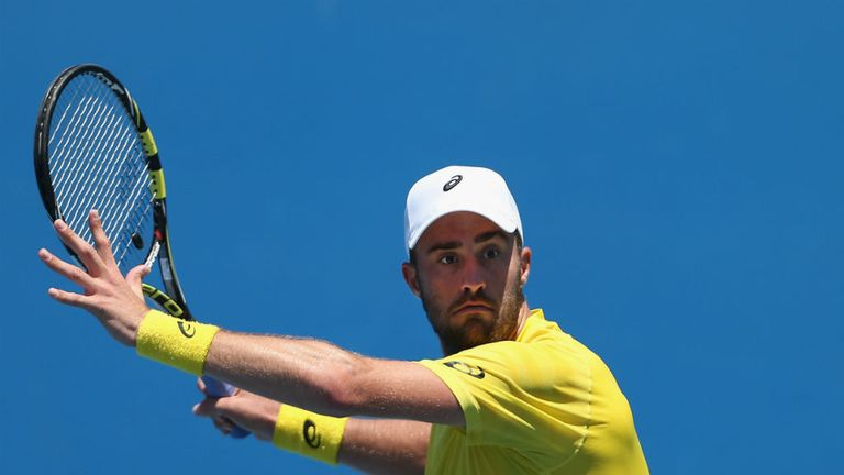 Steve Johnson: Dumped Ivo Karlovic out of Washington on Thursday