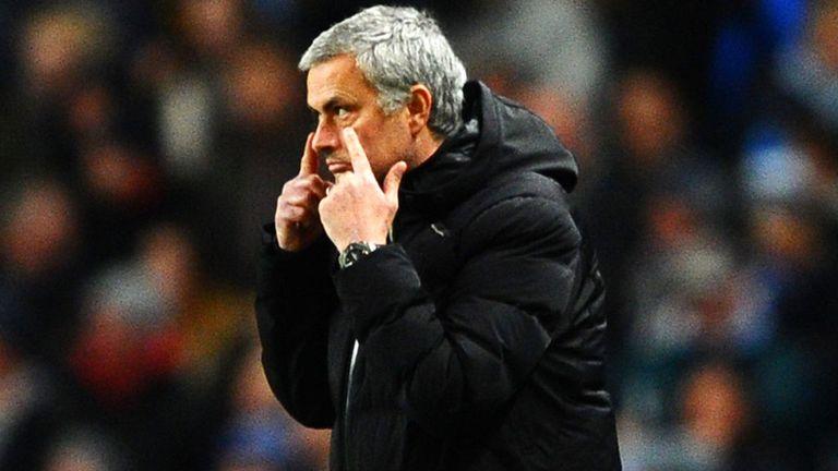 Jose Mourinho: Happy to make profit in January transfers