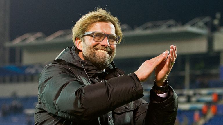 Jurgen Klopp: Borussia Dortmund boss claims Zenit win was 'not easy'