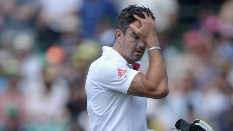 Kevin Pietersen: 'So sad' England career is over
