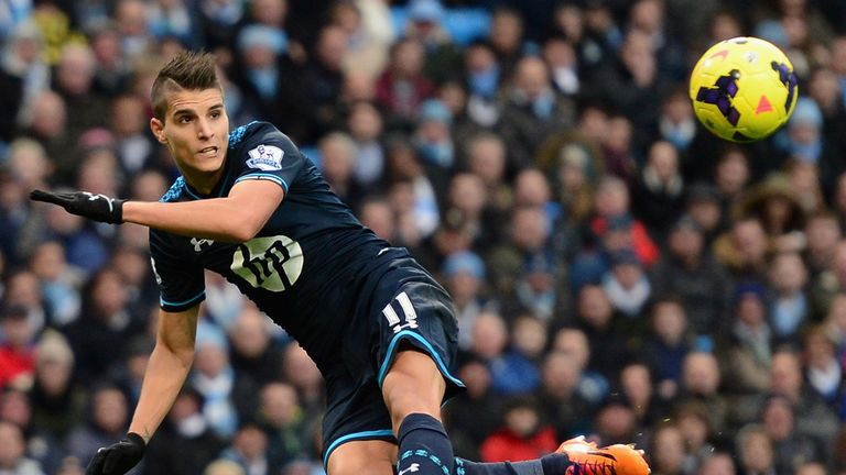Erik Lamela: Determined to show his best for Tottenham