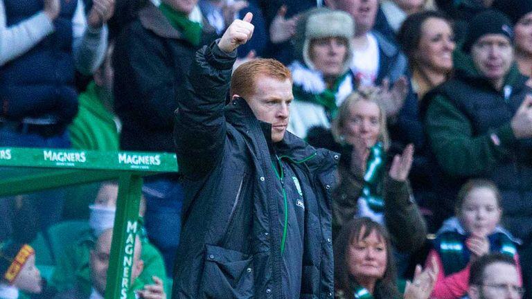 Neil Lennon: Happy with Celtic's performance against St Johnstone