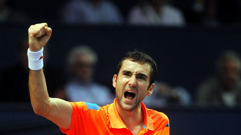 Marin Cilic: Second victory over Andy Murray in 11 matches