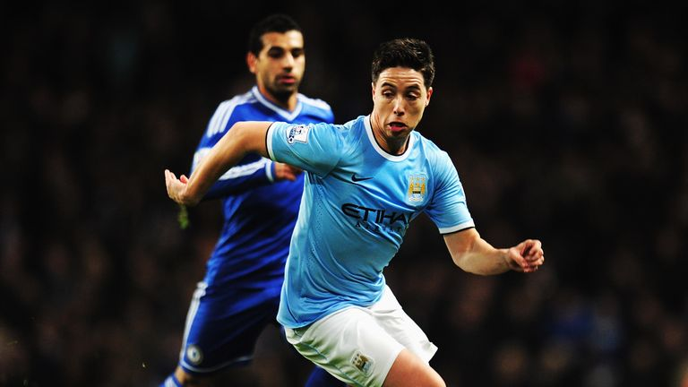 Samir Nasri has just recently returned from injury