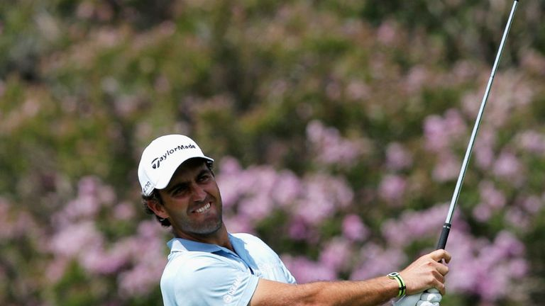Edoardo Molinari: Share of the lead at halfway point in Johannesburg