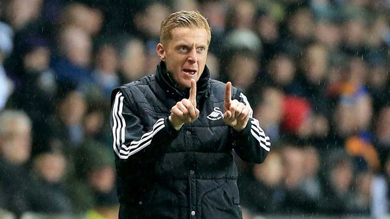 Garry Monk: Says Swansea are better after fighting off relegation