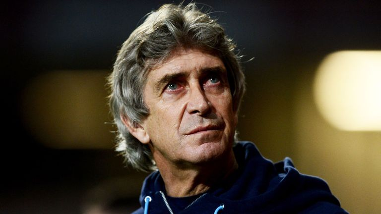 Manuel Pellegrini: Saw Manchester City return to winning ways in the FA Cup