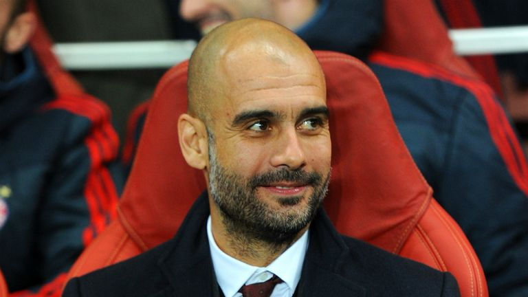 Pep Guardiola: Insists Champions League is Bayern's priority now
