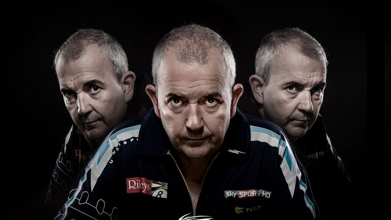 Phil Taylor: has made big changes ahead of new Premier League Darts season