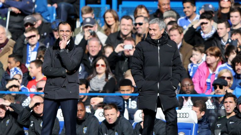 Jose Mourinho: Chelsea boss happy to claim late win over Everton