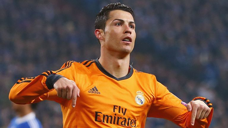 Ronaldo has scored a remarkable 63 goals in 99 Champions League games