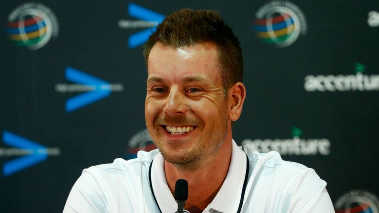 Henrik Stenson: Admits luck will play a part in Arizona this week