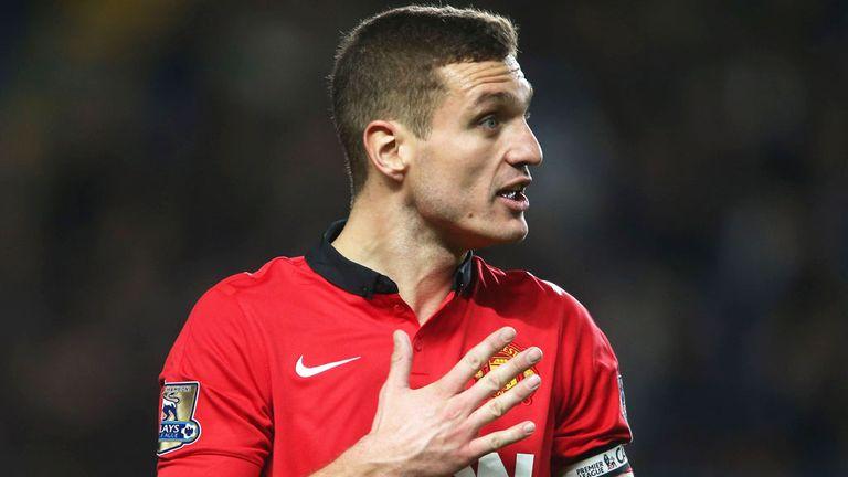 Nemanja Vidic: Heading to Italy to join Inter Milan