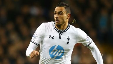 Nacer Chadli: Looking to make his mark at Tottenham