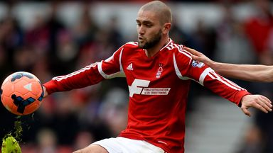 Henri Lansbury: Has been influential for Forest this season