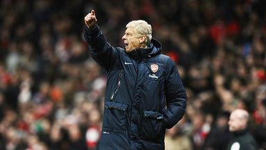 Arsene Wenger: Arsenal still in a strong position