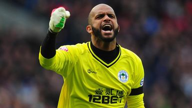 Ali Al Habsi: Loaned to Brighton for a month