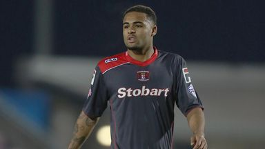 Courtney Meppen-Walter: Has left Carlisle by mutual consent