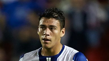 Hector Moreno: Scored for the hosts