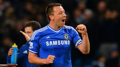 John Terry: Chelsea defender welcomes Simpsons deal