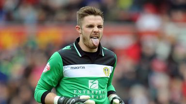 Jack Butland: Fine debut for Leeds on Saturday