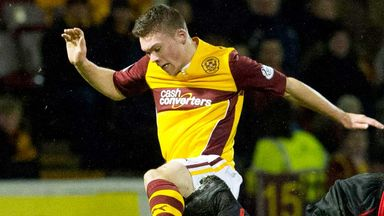 Craig Moore: Signed fresh deal at Motherwell