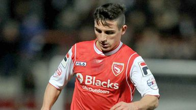 Jack Redshaw: Pens new Morecambe deal
