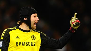 Petr Cech: Has plenty of title race experience