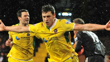Shaun Miller: Not staying on at Bramall Lane