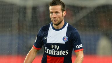 Yohan Cabaye: Looking forward to Le Classique
