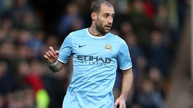 Pablo Zabaleta: 'Nothing is impossible'