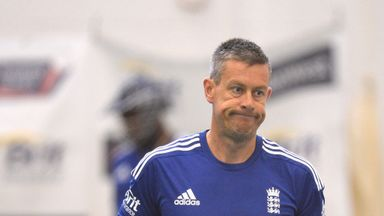 Ashley Giles: Currently in charge of England's limited-overs teams