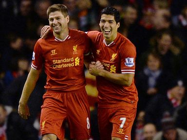 Steven Gerrard: Liverpool captain persuaded Luis Suarez to snub Arsenal move