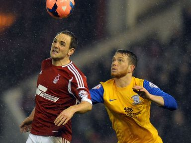 David Vaughan: Returning to action for Nottingham Forest