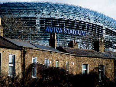 The Aviva Stadium will stage a friendly between the Republic and England