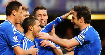 Chelsea: Backed by Paul Merson to beat Tottenham