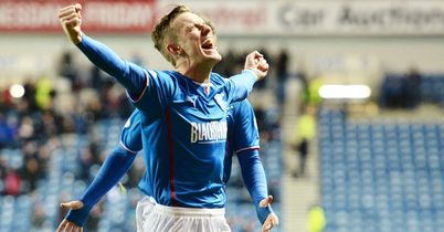 Shiels sparks Rangers win
