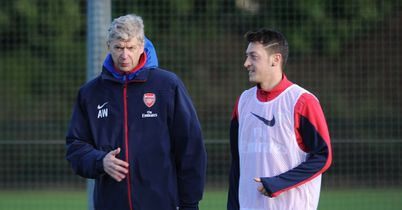 Wenger: Ozil is back on track