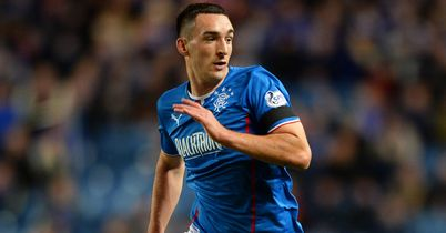 Lee Wallace: Not expected to feature against Dundee United this weekend